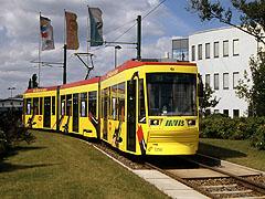 Bild: Der NGT8D aus Magdeburg