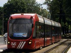 Bild: Die Variobahn aus Duisburg