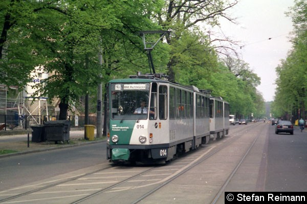 Bild: KT4D Serienwagen