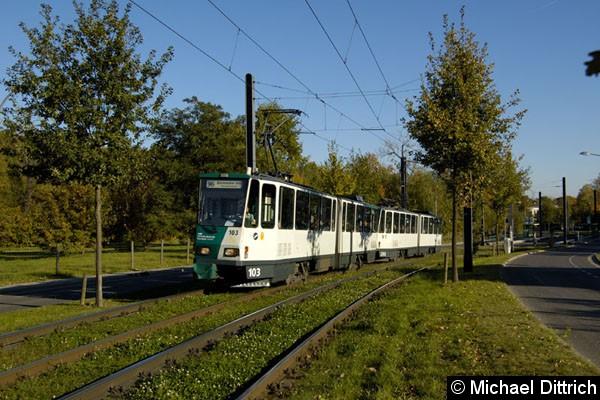 Bild: KT4D Serienwagen in Bautzen modernisiert